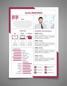 Design Lettre De Motivation Exemple De Cv Avec Lettre De Motivation L Cr 233 Er Un Cv