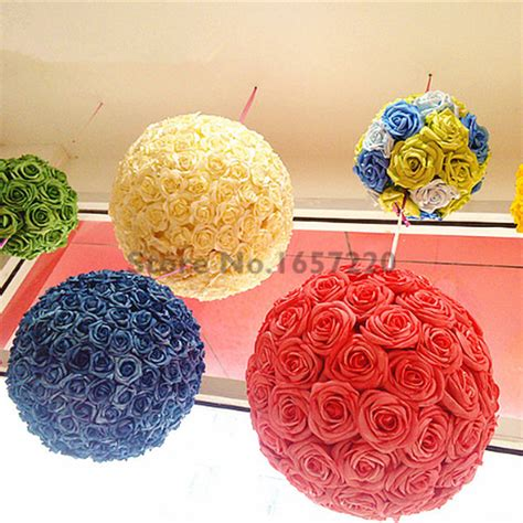 home made decoration pieces 100 pieces lot 7cm wedding decorative flowers handmade