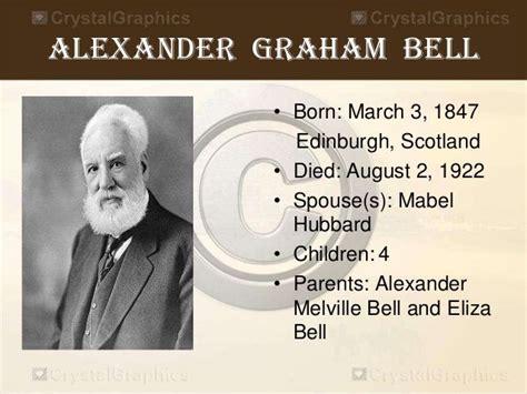 short biography alexander graham bell 14 best alexander graham bell project images on pinterest