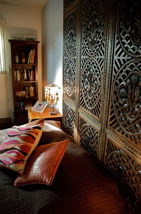 oriental headboard 1000 images about room dividers privacy screens on