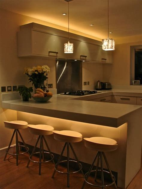 kitchen bar lighting ideas 25 best ideas about cabinet lighting on