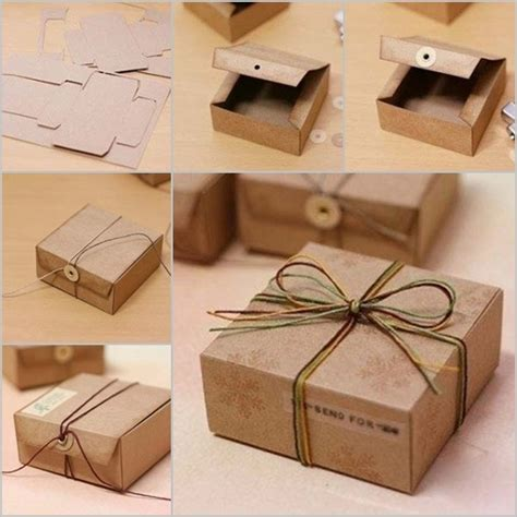 diy gift boxes diy gift box from cardboard fab diy