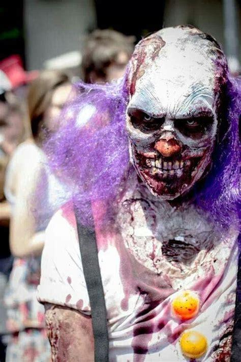 zombie clown tutorial 22 original zombie girl clown makeup vizitmir com