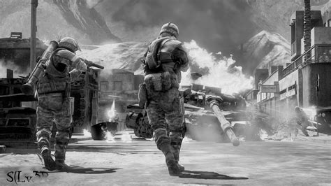 graphics battle battlefield 2 black streetwar black white hd wallpaper and background