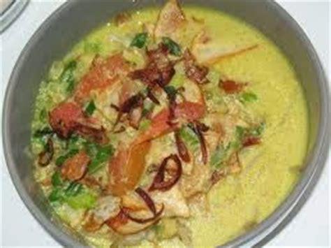 resep  membuat resep soto ayam santan resep masakan