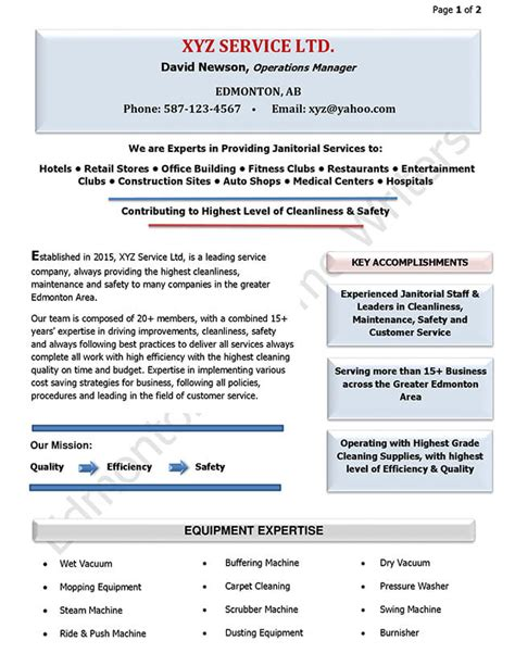 edmonton resume writers professional resume services