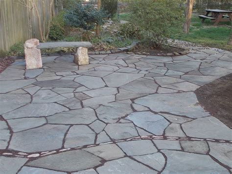 Diy Flagstone Patio Ideas Diy Flagstone Patio Ideas Modern Patio Outdoor