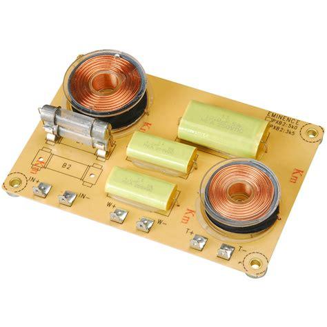 two way speaker crossover wiring diagram speaker crossover