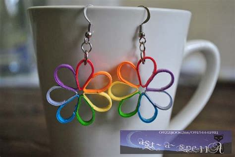 Handmade Paper Jewellery Tutorial - 410 best quilling jewelry images on filigree