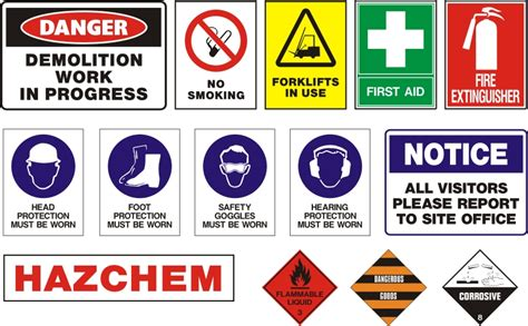 Kitchen Design Software Free by Safety Signs Dangerous Goods Equipment Pty Ltd