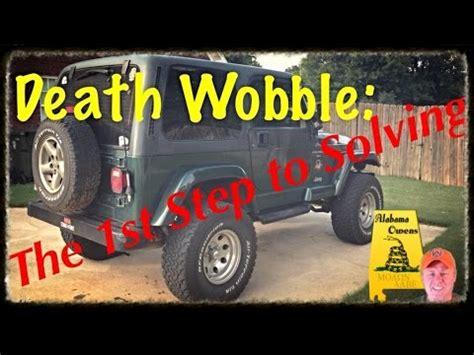 Jeep Wobble Fix Wobble The Step To Solving The Problem