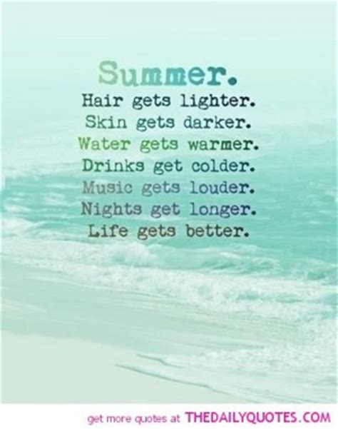 7 Reasons I Am Glad Summer Is Ending by Summer Poetry Quotes Quotesgram