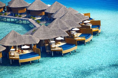 best island resort 20 pictures of the best overwater bungalows resort in the