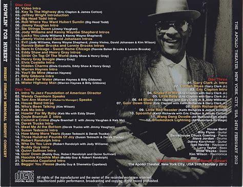 Various Artists For 3cd various artists howlin for hubert 3cd giginjapan
