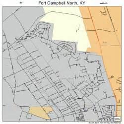 kentucky map fort fort cbell kentucky map 2128486