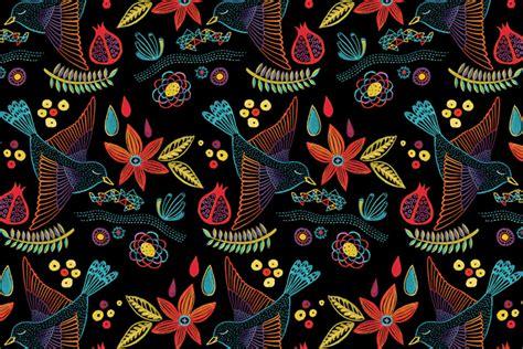 mexican pattern name geninne s art blog fiesta