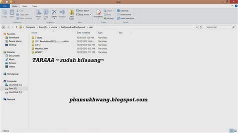 cara membuat file zip di windows 8 cara membuat folder file agar ter hidden windows 8 wong
