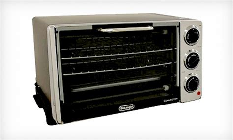 toaster oven with light inside 49 for a delonghi convection toaster oven groupon