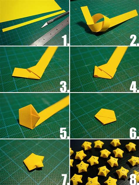 Origami Lucky Tutorial - best 25 paper ideas on origami