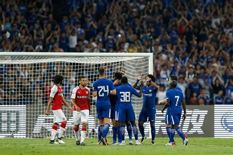 arsenal vs chelsea 2017 arsenal vs chelsea player ratings dear god what happened