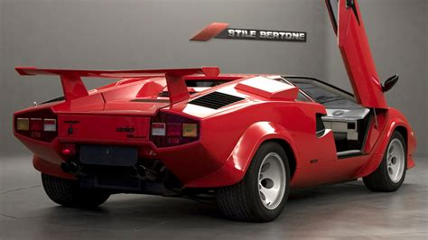 how cars run 1985 lamborghini countach security system 1985 lamborghini countach 5000qv wallpapers hd images wsupercars