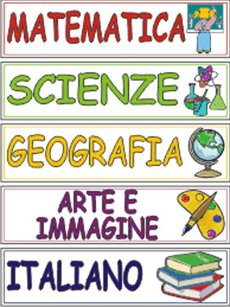 scaffali in inglese materiale utile per la scuola maestra