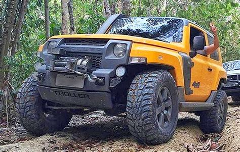 Ford T4 Troller by 2019 Ford Troller T4 Review And Engine Specs Just Car Review