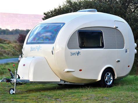small caravan barefoot practical caravan