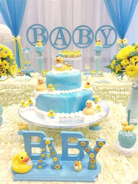 Rubber Duck Decorations by 17 Best Ideas About Ducky Baby Showers On Baby