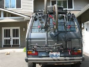 Vw Bike Rack by T3technique Vanagon Bike Rack Holds 4 Bikes Goods And