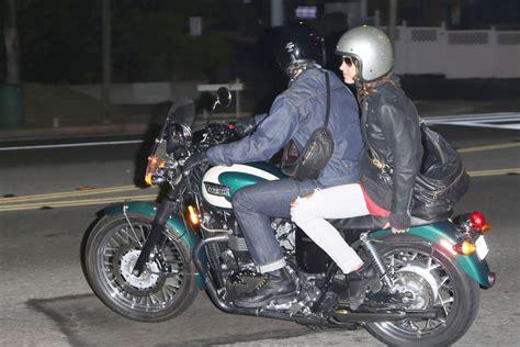 billy idol motorcycle accident billy idol cruises on his motorcycle zimbio