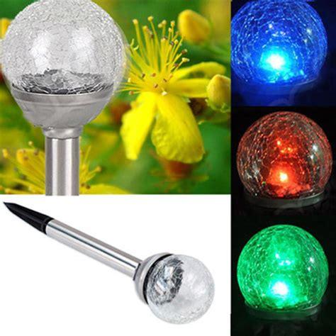 Crackle Solar Garden Lights Lawn Light Shanghai Wike Supply Co Ltd Page 1