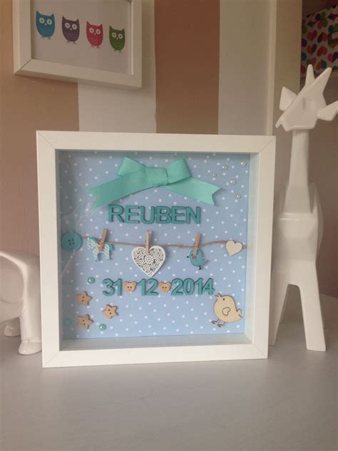 Personalised Handmade Gift Ideas - affordable personalised gift idea ikea frame the crafty