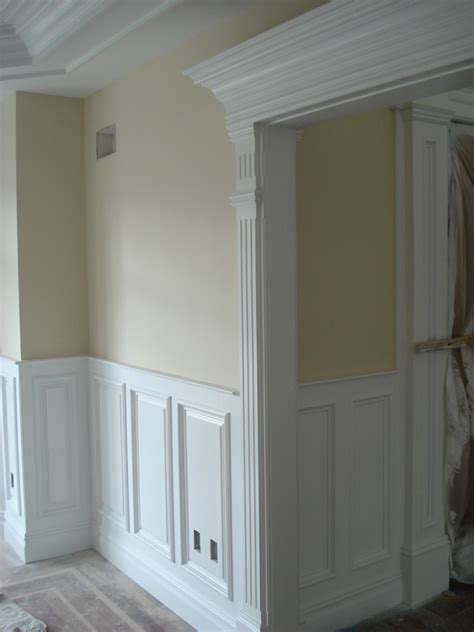 wainscoting design build planners