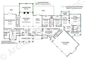 Floor Plans With Inlaw Apartment floor plans
