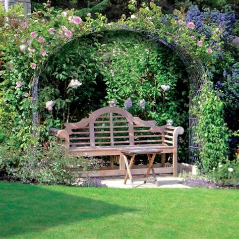 Garden Arch With Gate Uk Garden Arches Metal Garden Arches In Wirework