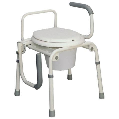 chaise toilette et wc izzo h340 invacare chaises