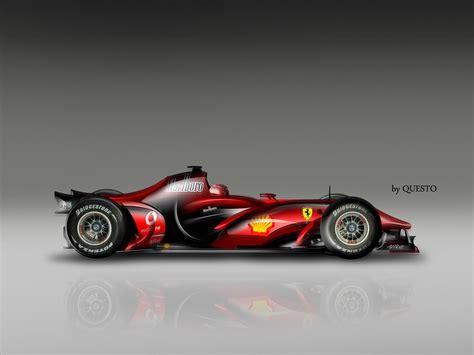 Porsche F1 2020 by 2020 F1 Concept Model Reveals F1
