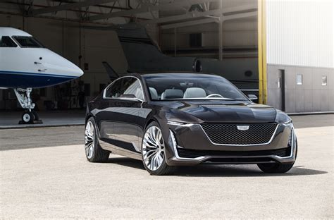 Cadillac Auto by New Car Cadillac Escala Car Design News