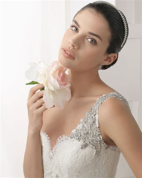 wedding dresses ta rosa clara 2014 bridal collection the magazine