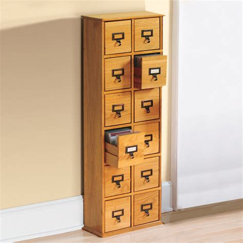 library cd storage cabinet 12 drawers at signals ha2002