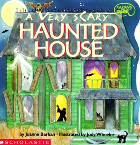 spook slough house books a scary haunted house glows in the author alcove