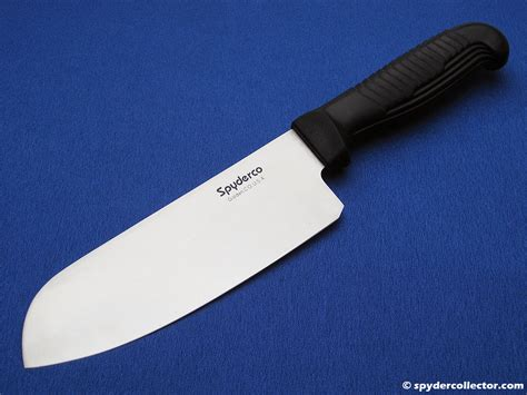 spyderco kitchen knives review k08 santoku spydercollector