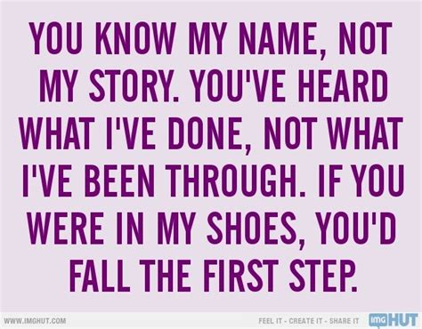 quotes about walking in someone elses shoes quotesgram