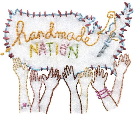 Handmade Nation Documentary - mk gallery screening handmade nation the rise of