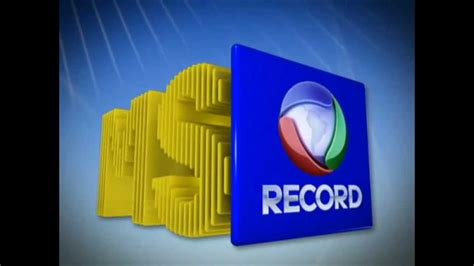 Ms Records Abertura Ms Record Tv Record 2012 2014