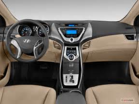 Hyundai Dashboard 2012 Hyundai Elantra Pictures Dashboard U S News