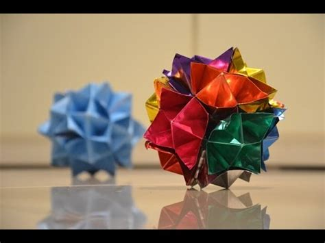 how to make origami spike