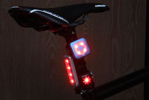 four lights lunch ride review knog blinder lights road bike action