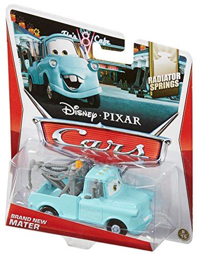 Disney Pixar Cars Mattel Mater Radiator Springs Collection disney pixar cars radiator springs die cast vehicle